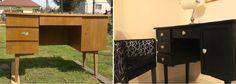 drabmelinda Painted Furniture, Corner Desk, Cabinet, Storage, Diy, Crafts, Home Decor, Painting, Corner Table
