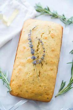 Loaf Recipes, Baking Recipes, Picnic Recipes, Sandwich Recipes, High Tea Food, Tea Loaf, Lavender Recipes, Lavender Bread Recipe, Delicious Desserts