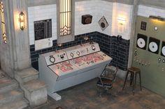 men of letters bunker war room - Google Search