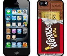 Willy Wonka Chocolate iPhone Case