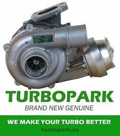 NEW OEM IHI RHV4 Turbocharger Mazda 6 BT-50 Ford Ranger WLAA WEAT VHD20011 VJ38