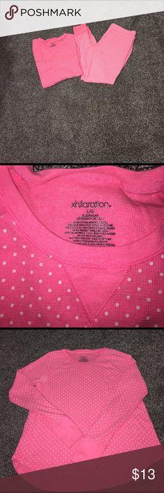 Two piece sleepwear Very comfy, excellent condition! Xhilaration Intimates & Sleepwear Pajamas