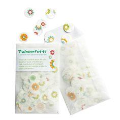 TUINCONFETTI | groei en bloei confetti met bloemenzaadjes