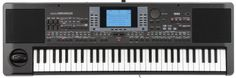 Korg microARRANGER Keyboard Workstation - Play its 61 mini-keys, and the Korg microARRANGER plays along in any of 304 styles. With an onboard sequencer, it's the ideal compact songwriting scratchpad.