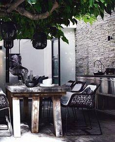 Elle Decoration UK #outdoors