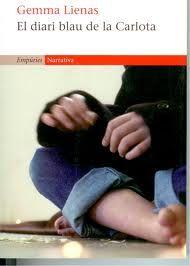 El diari blau de la Carlota, tracta d'una nena que escriu un reportatge sobre la violència de génere