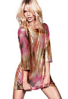 The H  M Spring 2012 Campaign is Pastel-Infused! Get the look @ Vaughan Mills.