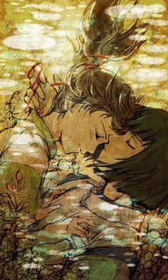 Chahiro and Haku, Spirited Away
