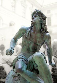 Van Den Bogaert (Desjardins) Musée du Louvre, ParisPhotographer: Antonio-M. Chef D Oeuvre, Oeuvre D'art, Louvre Paris, Turn To Stone, Male Figure, Renaissance Art, Kirchen, Archaeology, Sculpture Art