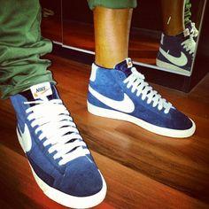 blazers sneakers