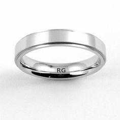 Snubní dámský prsten Silvego z chirurgické oceli R5449-H velikost 68