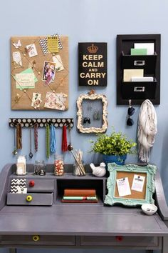 """Aside from the """"Keep Calm & Carry On,"""" I like the organization."""