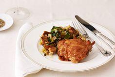 Date & Honey Glazed Chicken Thighs | Recipe | Joy of Kosher with Jamie Geller