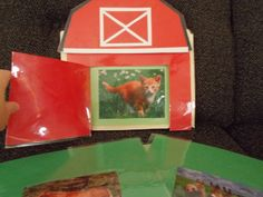 Fun with Friends at Storytime: file folder