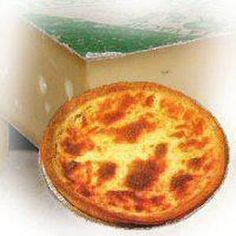 Comte Cheese Tart Recipe or Tarte au Fromage, Franche-Comte Specialty French Recipes Savory Muffins, Savory Tart, French Tart, French Food, Comte Cheese, Gruyere Cheese, Tart Recipes, Cooking Recipes, Cheese Tarts