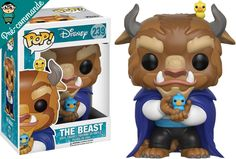 Préco - Beauty and the Beast Funko Pop The Beast - Funko POP!/Pop! Disney - Little Geek http://amzn.to/2qWZ2qa