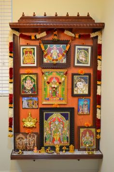 Easy Home made Pooja mandap USA with the materials from Home depot and lowes…