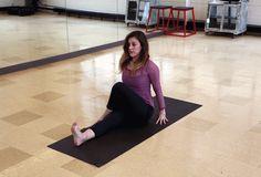 Seated Twist Pose http://blog.freepeople.com/2013/01/yoga-pose-week-seated-twist/