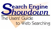 Search Engine Features Chart for using different operators for searching using different search engines