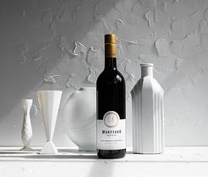 A New Zealand range of wines crafted and grown in NZ's heartland regions. Packaging & brand identity by Sartoria, New Zealand. Just Wine, Wine Craft, Beverage Packaging, Heartland, Brand Identity, Wines, Range, Bottle, Crafts