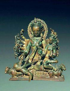 Statua Buddha Grande H Cm 50 In Legno Profit Small Antiques