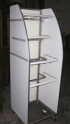Endcap Merchandise Sell Cart