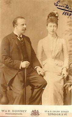 Duke and Duchess of Fife
