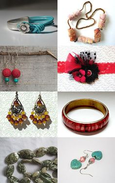 Jewels  by Nancy Swantek on Etsy--Pinned with TreasuryPin.com