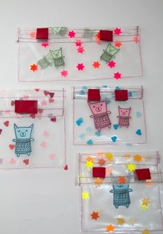Cheap plastic bag by Johanna Schricker | Project | Sewing / Accessories | Kollabora
