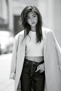 Kim Sae Ron - Allure Magazine July Issue '14
