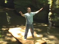 Qi Gong for Beginners with Lee Holden A good instructor, I recommend his CD's