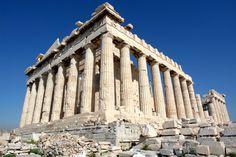 Acrópolis. #Atenas #Viajes