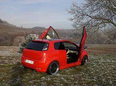 #SouthwestEngines Modified Fiat Grande Punto Sport 1.9 MJET 2006