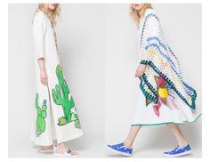 Un arcobaleno di colori e un mood tipicamente pop art diventano i tratti distintivi della collezione primavera/estate 2016 della stilista libanese con sede a Londra Mira Mikati. Leggi tutto...