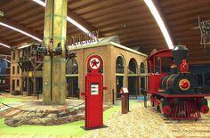 themed indoor playground