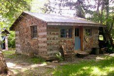 diy ház, eladó száraz akác rönkök +36 30 532 7489