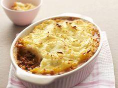 Hackfleisch-Kartoffelbrei-Auflauf aus England ist ein Rezept mit frischen Zutaten aus der Kategorie Pie. Probieren Sie dieses und weitere Rezepte von EAT SMARTER!