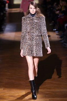 Carven Fall 2014 inspired soulCA / in Flower Beds 10 - Love You in the Fall  http://fqoto.com/fqoto-aw2014-15-012-soulca--in-flower-beds-10---love-you-in-the-fall.html