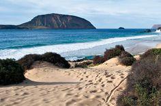 Lanzarote [Canarias]: Moldeada por el fuego
