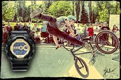 SK8 & G-Shock G Shock