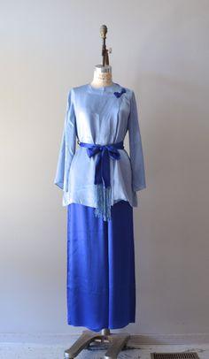 1930s pajama set