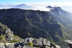 Table Mountain – Snowy Tops