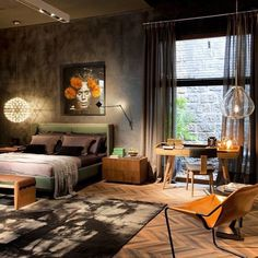 Living Room Decor Malaysia, Studio Apartment Plan, Stylish, Aesthetic Bedrooms, Paulistano, Ph, Instagram, Sofa Chair, Santa Catarina