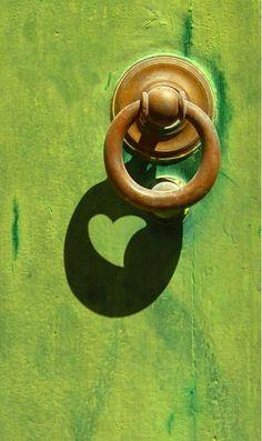 door to your heart