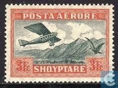 1925 Albania [ALB] - Plane