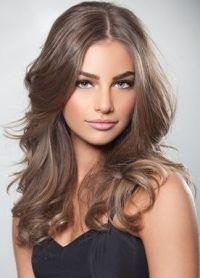 Пепельно-русый цвет волос (35 фото) – особенности модного оттенка