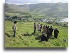 Connemara Mountain Lamb Bernard King Leenane