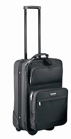 """The Onyx 19.5"""" Pull 'n Go Suitcase"""