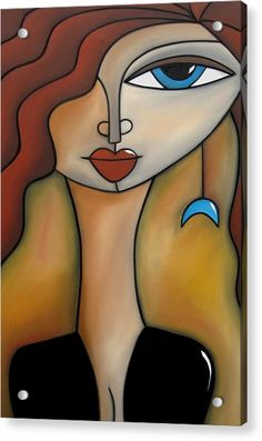 Pop Art Painting - Magical Original Acrylic On Canvas by Tom Fedro - Fidostudio Pop Art Collage, Cubism Art, Arte Pop, Art Abstrait, Canvas Art Prints, Canvas Poster, Canvas Canvas, Art Lessons, Modern Art