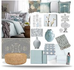 """""""Soothing Colors on a Winter's Day'"""" by dianefantasy on Polyvore"""